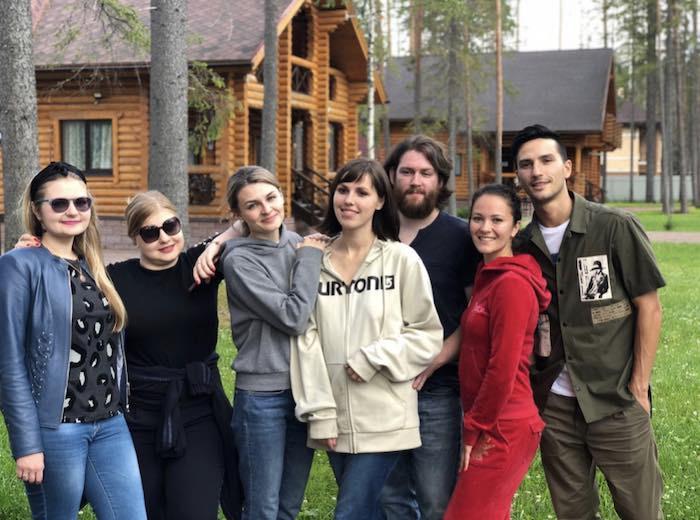 База отдыха в Ленобласти