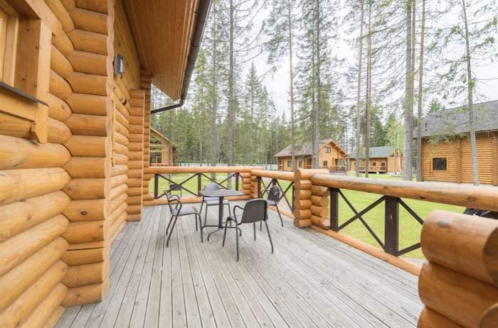 Дом в Ленинградской области недорого для большой компании или семьи