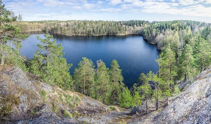 Куда поехать в Ленинградской области на выходные