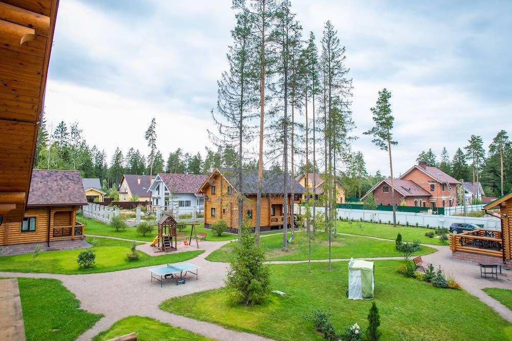 Аренда коттеджа в Ленинградской области