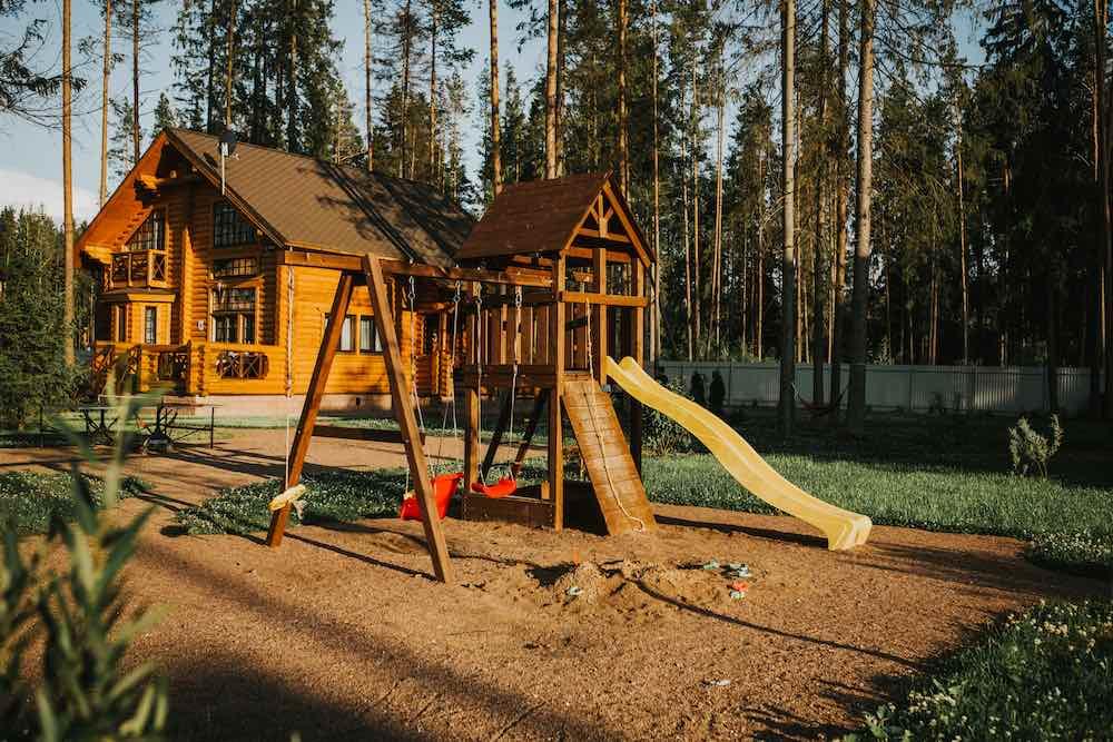 Что предполагает комфортный отдых с детьми за городом: