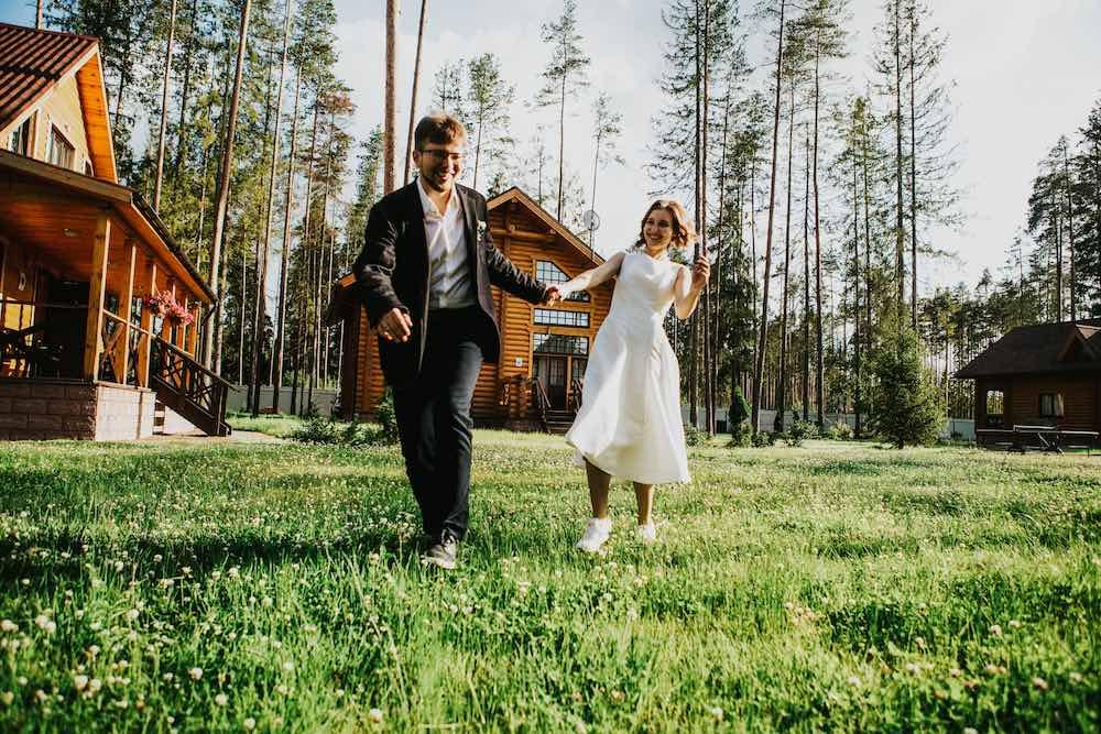 Свадьба за городом СПб