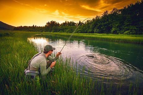 Рыбалка и другие увлечения
