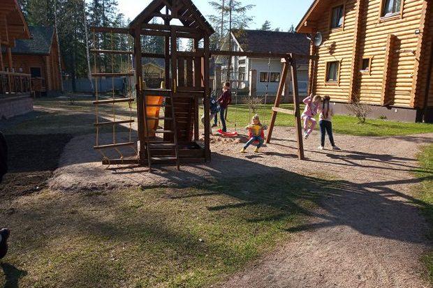 Дети—всегда желанные гости в Рощино Вилладж -620x464