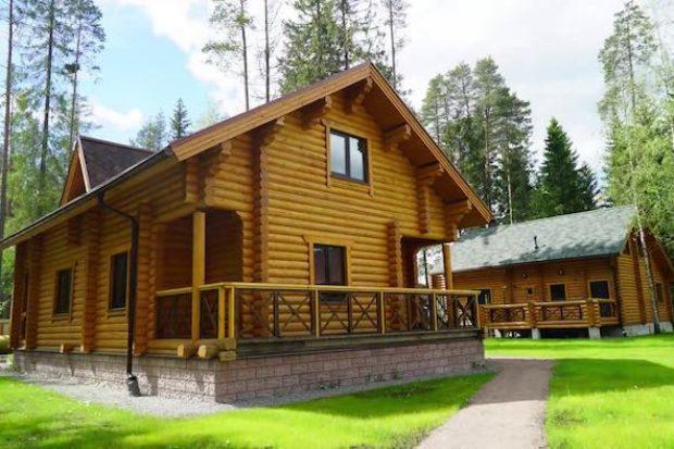 Снять коттедж в Ленинградской области посуточно
